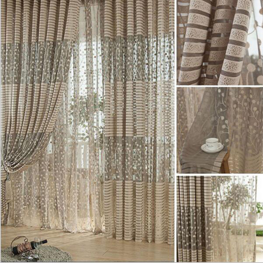 Popular Knitted Curtains Pattern Buy Cheap Knitted