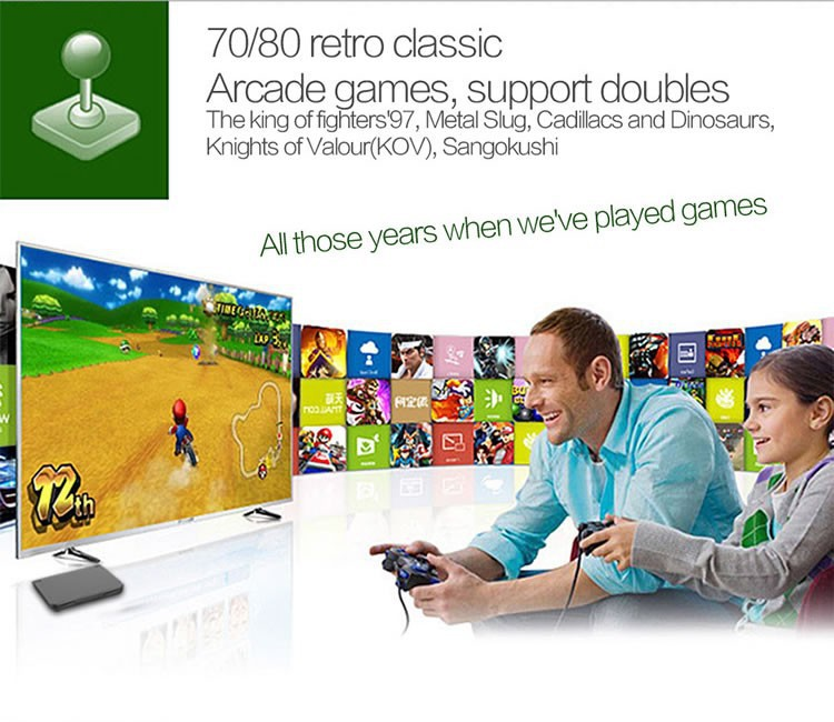 GPD XD 5 Inch Android Gamepad 32GB RK3288 Quad Core 1.8GHz Handled Game Console 189308 21