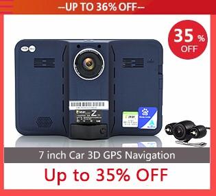 הטוב ביותר Ambarella A7 LA70 רכב DVR מקליט מצלמה GPS לוגר 1080P/60FPS 170 מעלות, ראיית לילה WDR עם מסנן מקטב