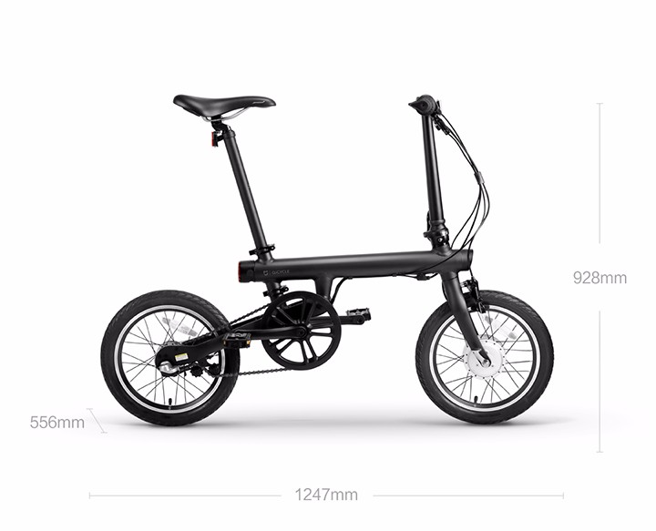 HTB1Sb.oNVXXXXceXpXXq6xXFXXXK - 16inch Origina XIAOMI electrical bike Qicycle EF1 Mini electrical Ebike good folding  bike lithium battery mijia  CITY EBIKE