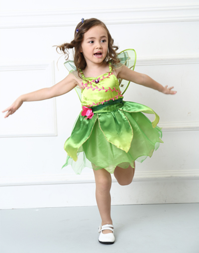 sc 1 st  Panda Restaurant & Tinkerbell Halloween Costumes For Toddlers