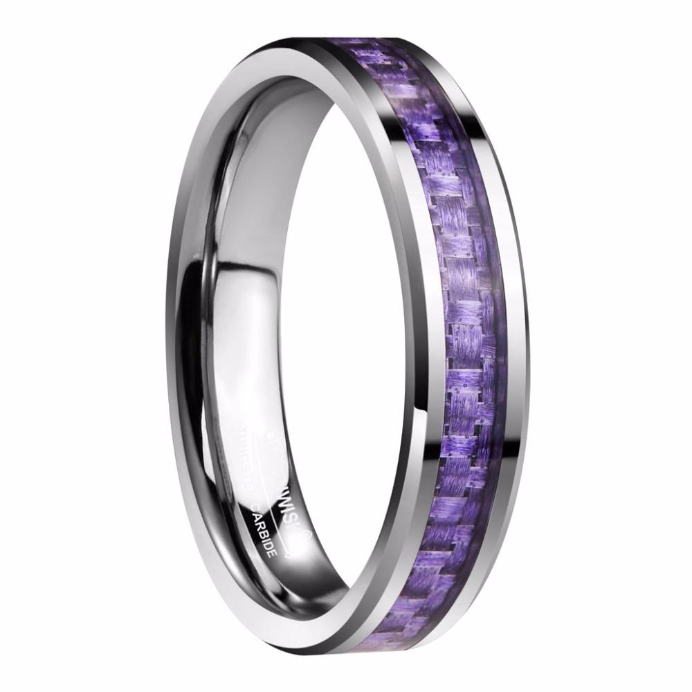 Popular Purple Wedding Bands Buy Cheap Purple Wedding