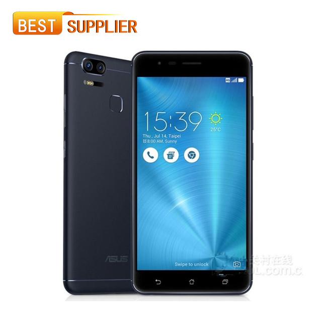 "ASUS Zenfone 3 Zoom ZE553KL LTE 4G Mobile phone 4GB RAM 32GB/64GB/128GB ROM 5.5"" Fingerprint ID 5000mAh Android 6.0 Dual 12 MP"