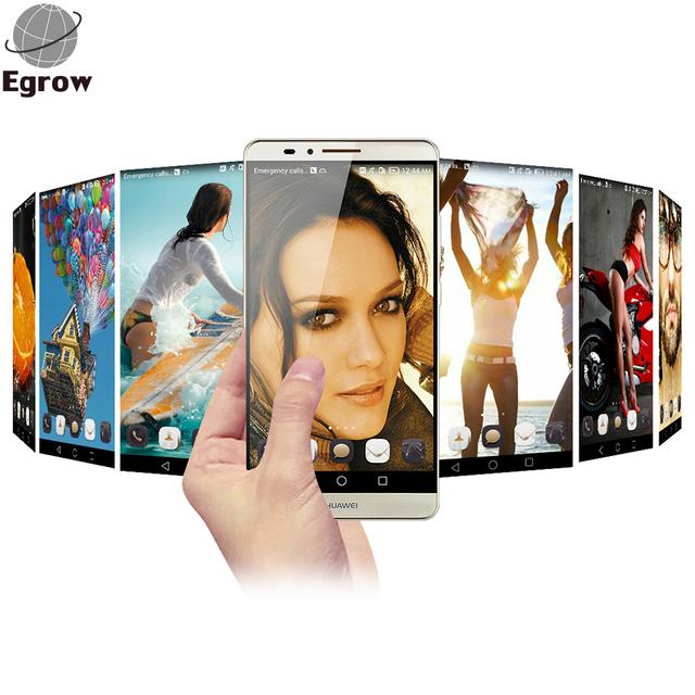 Новое поступление оригинальный HUAWEI 7 android-автомобиля 4.4 Octa ядро 6.0 дюймов открынный 2 г / 3 г / 4 г двойной SIM мобильный телефон 4100 мАч аккумулятор