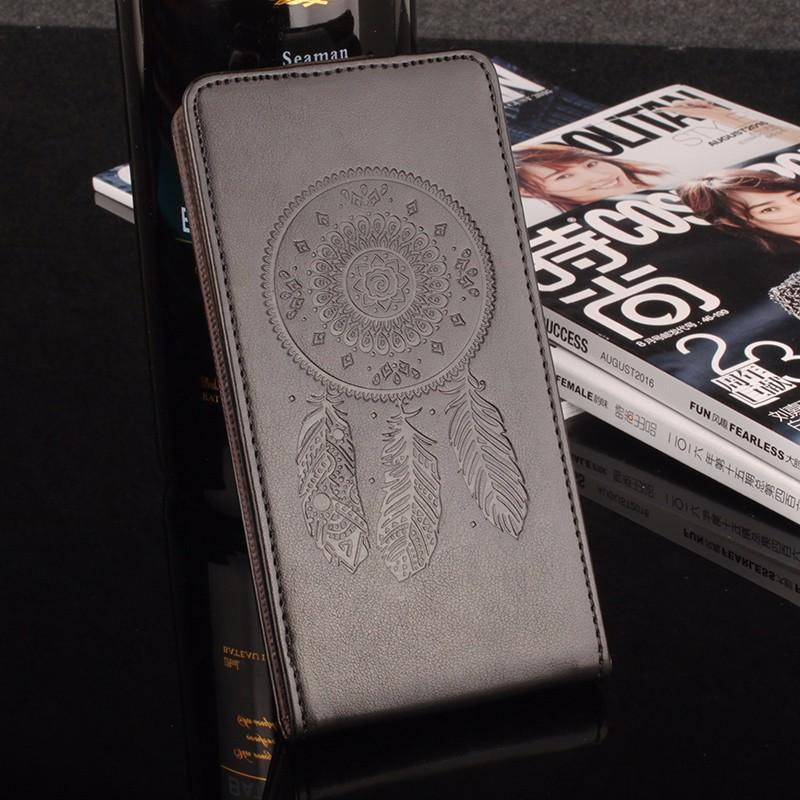 עבור SONY Xperia C S39H C2305 C 2305 2305 במקרה יוקרה אלגנטית Windbell מגדל הבלטה עור אנכי flip כיסוי מגן