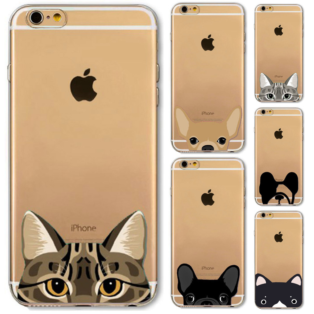 Anmals Pone Iphone 7 Cases