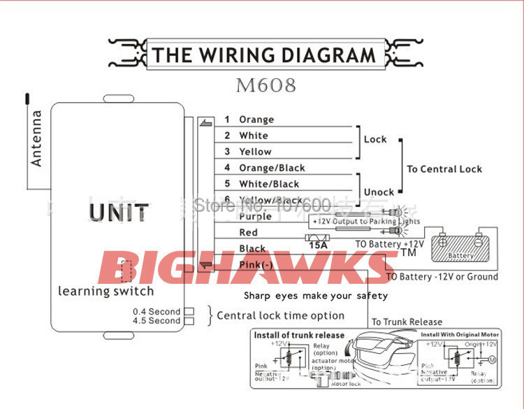 Viper Keyless Entry Wiring Diagram Viper 5701 Manual Diagram