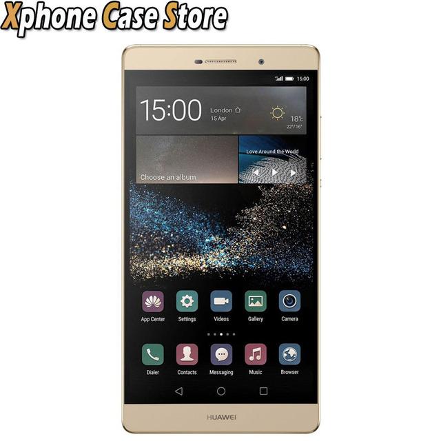 Оригинал Huawei P8 Max / P8MAX 32 GBROM 3 GBRAM 4 г 6.8 дюймов телефон Huawei кирин 935 8 ядра 1.5 ГГц + 2.2 ГГц EMUI 3.1 4360 мАч аккумулятор