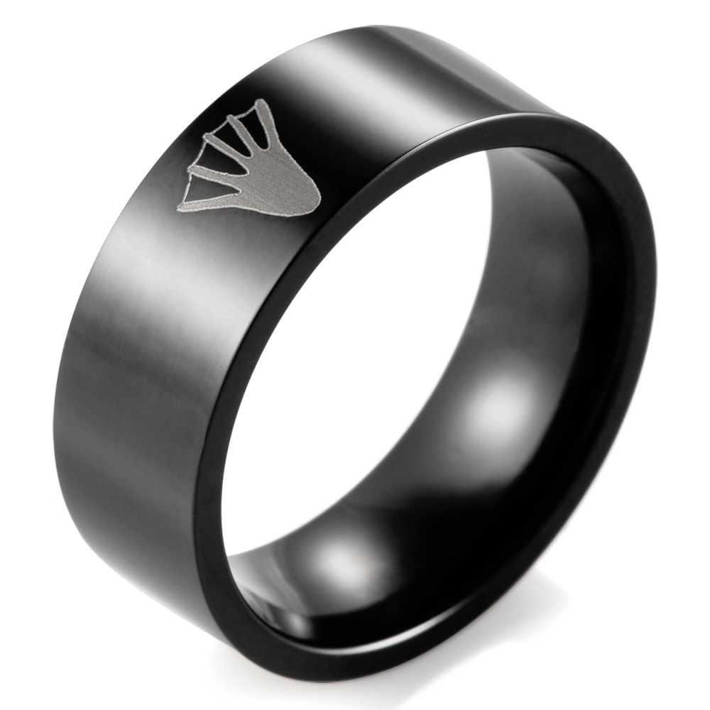 Hunting Wedding Rings Promotion Shop For Promotional