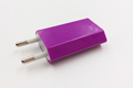5V 2A החכם האיחוד האירופי תקע USB 3 יציאות קיר מטען נסיעות מתאם עבור Iphone של אפל 5 6 6 xiaomi huawei סמסונג אנדרואיד IOS