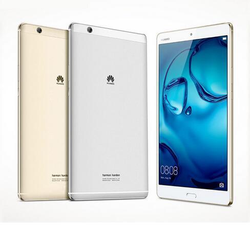 """Origina Huawei MediaPad M3 8.4"""" Android 6.0 Octa Core LTE/WIFI 4GB + 64GB/32GB RAM 8MP 2560x1600 Tablet PC Fingerprint 8.0MP"""