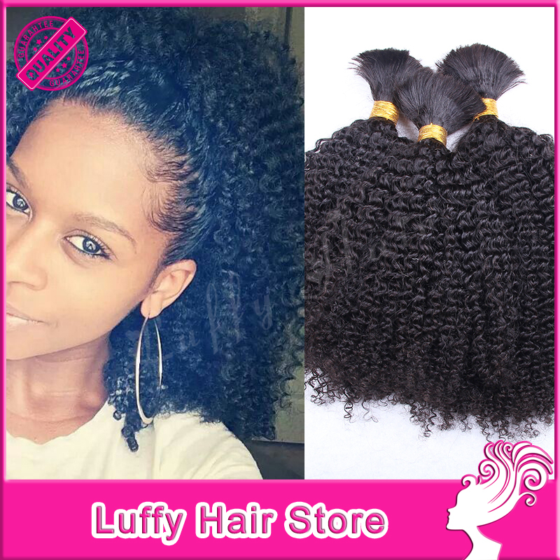 Afro Curly Bulk Hair Promotion Online Shopping For