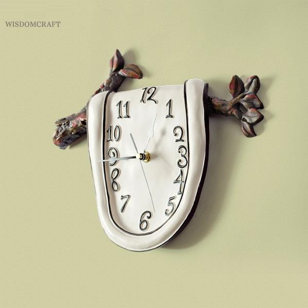 Horloge Murale Fondue