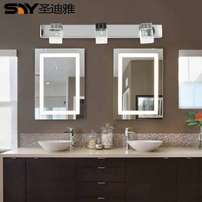 Bathroom Lighting Makeup bathroom light fixtures for makeup - bathroom design