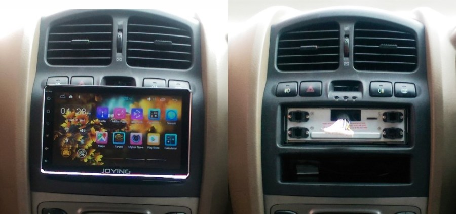 Joying Latest 2GB Android 5 1 Single 1 DIN 7″ Universal Car Radio