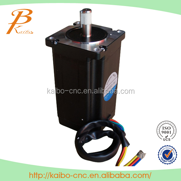 woodworking machinery parts/cnc router stepper motor nema34/high speed ...