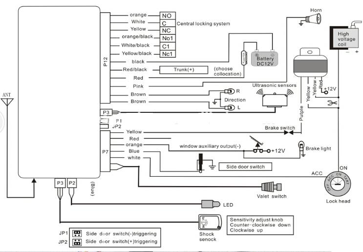 avital remote start wiring diagrams compustar remote start wiring diagram elsavadorla