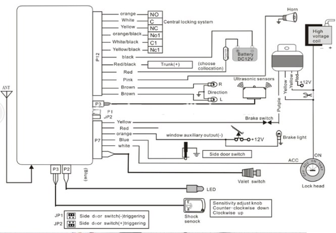wiring diagram car alarm system wiring diagram code alarm wiring diagrams image about diagram
