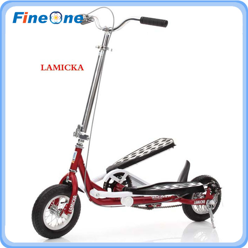 folding bicycle children adult students scooter foldable bike training