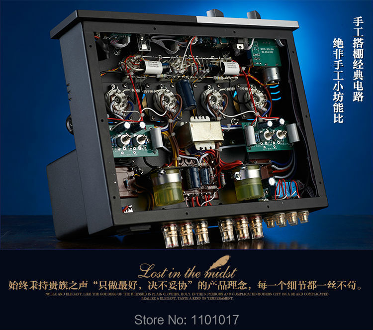 PSVANE TC1 PH-EL34 שכיבות למשוך High-End שפופרת מגבר HIFI EXQUIS sepacial Xtreme לחרוט PHLIP EL34 המנורה amp PSVTC1EL34PH