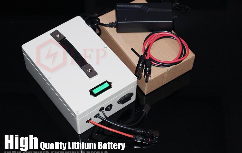 HTB1CKycKpXXXXbhXXXXq6xXFXXXe - 36V 40AH Portable multifunction Lithium Battery Pack , 42V 1600W Electric bicycle Scooter solar energy battery