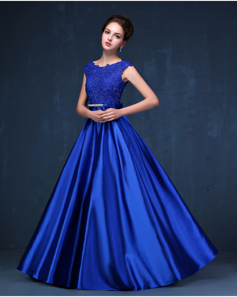 2 Piece Long Homecoming Dresses