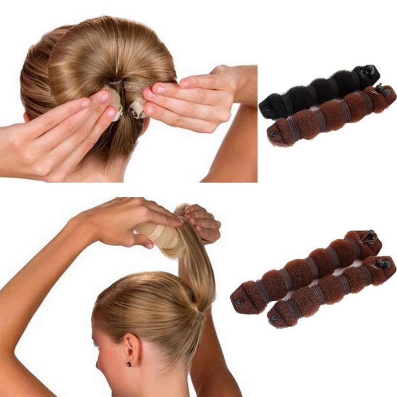 Easy Hair Bun Maker Reviews Online Shopping Easy Hair