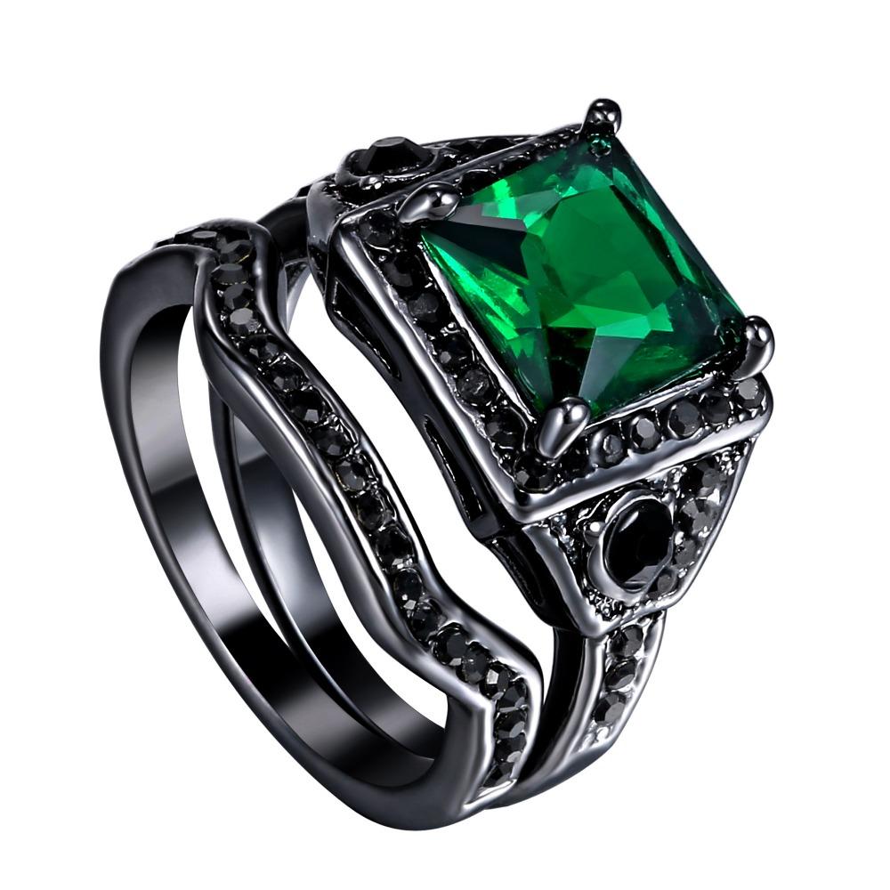 Popular Black Wedding Rings Men Buy Cheap Black Wedding