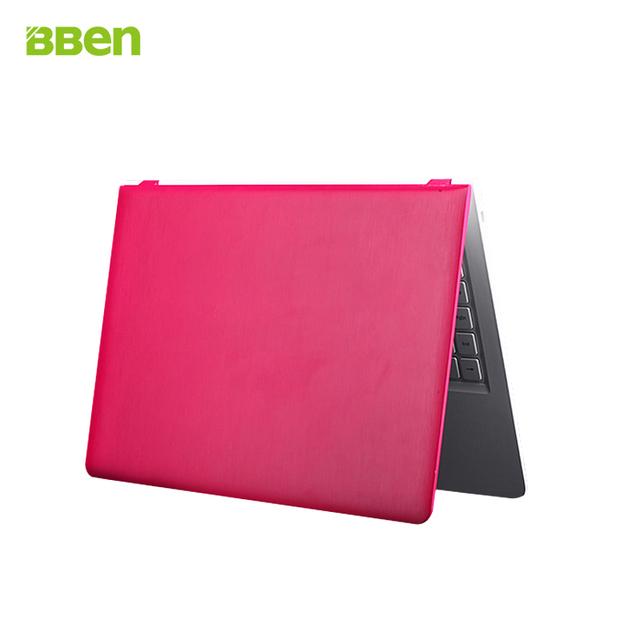 Черный/белый/Розовый ноутбук ultrabook intel n3050 процессора, 2 ГБ/32 ГБ + 1 ТБ hdd двухъядерные wifi, bluetooth 4.0 бесплатная доставка