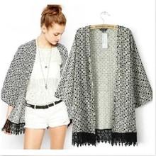Kimono estampado AliExpress