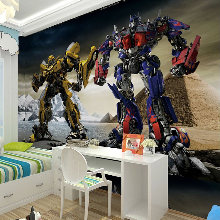 Stunning Transformers Bedroom Decor Images   Home Design Ideas .