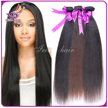 7a indian yaki straight hair cheap indian virgin hair yaki straight weave natural human hair