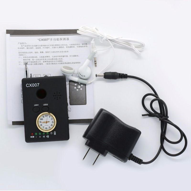 MobileSpyGadgets - CX007 Bug detector