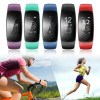 Orginal Smart ID107Plus HR Heart Rate Bracelet Monitor ID107 Plus Wristband Health Fitness Tracking For Android iOS Smart Watch