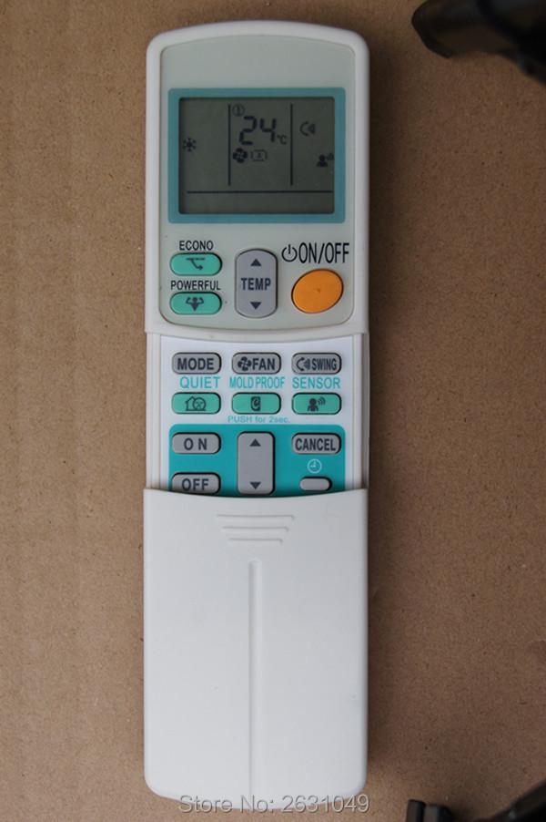 Popular Daikin Remote Control-Buy Cheap Daikin Remote Control lots from China Daikin Remote Control suppliers on Aliexpress.com