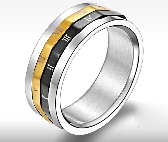 Guy Wedding Bands Great Guy Wedding Rings Spike Rings For
