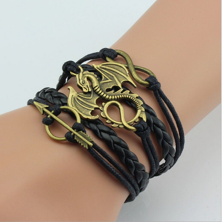 for steel titanium vogue women large bracelets material golden ladies bracelet rings