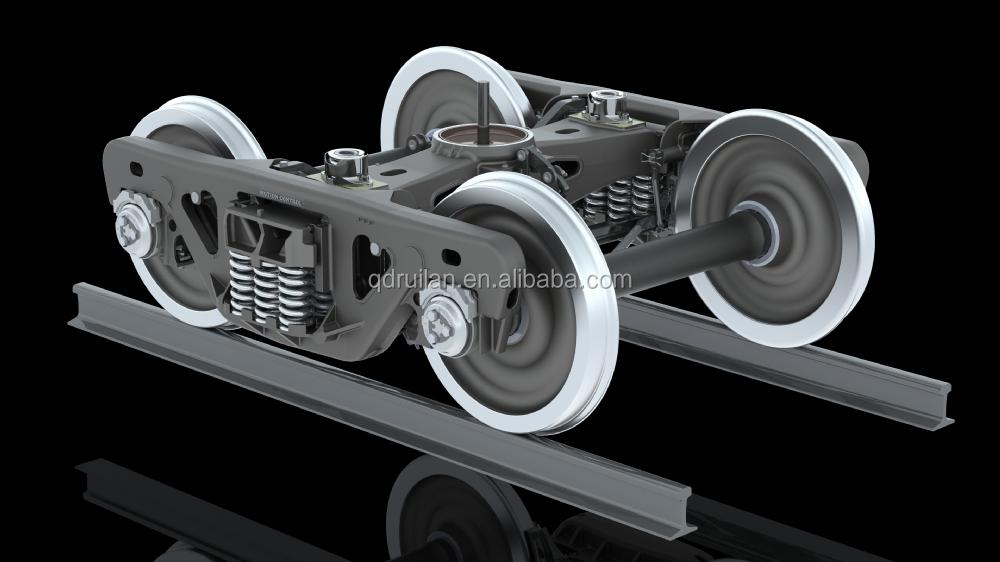 Train Parts ;railway Bogie ;wheelset And Bearing,Bolster