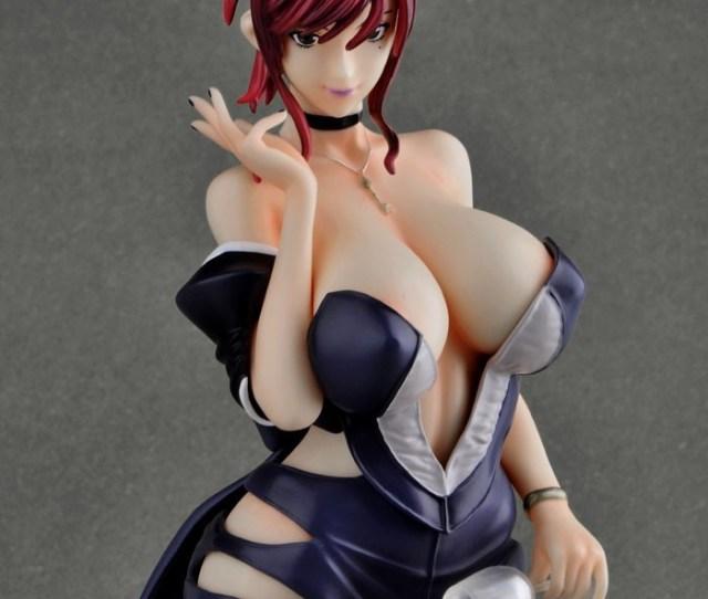Sexy Japan Anime Freeing Starless Marie Mamiya 1 6 Figure Figurine 30cm No Box