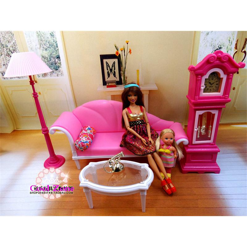 barbie dollhouse furniture sets. Black Bedroom Furniture Sets. Home Design Ideas