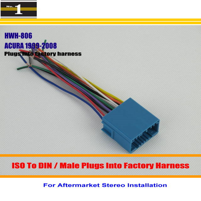 aftermarket radio wiring harness diagram blonton com Aftermarket Stereo Harness guide to car stereo wiring harnesses aftermarket stereo harness