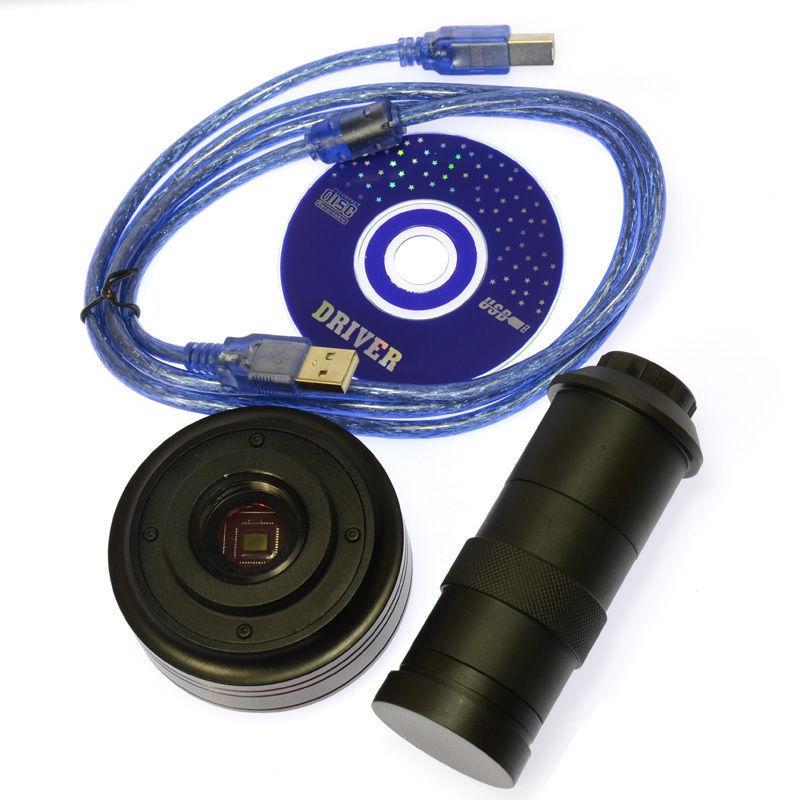 Canon Camera Microscope