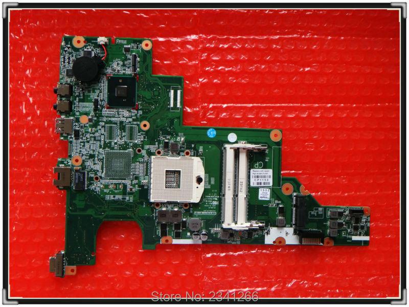 646175-001 על CQ43 לוח אם מחשב נייד עבור HP 2000 המחברת HM55 נבדק 100% עובד