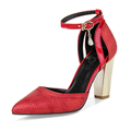 BIGTREE New Summer time Attractive Girls Pumps Elegant Buckle Rhinestone Silk Satin Excessive Heels Sneakers Heeled Skinny Pointed Single Sneakers ok89 New summer sandals women shoes pointed high heels buckle shoes serpentine thick with hollow large size