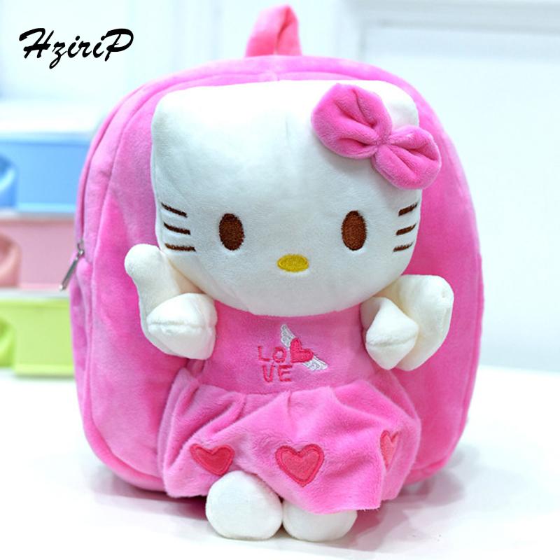 Mouse Girls Minnie Stuffed Backpacks