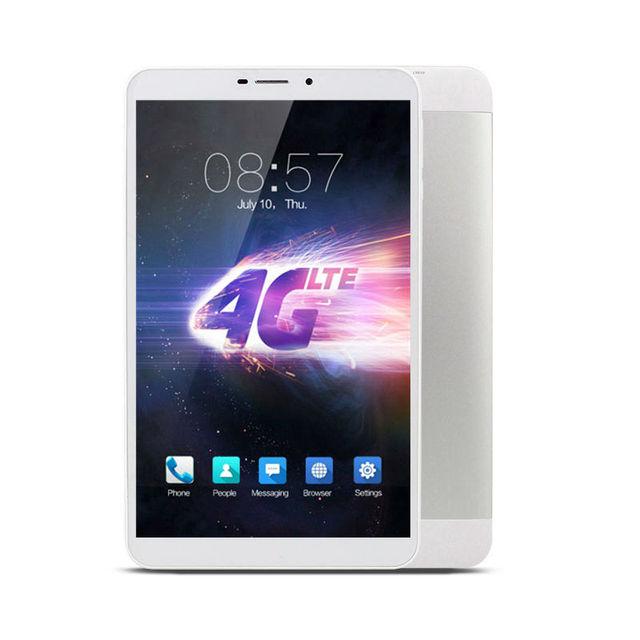 "8 Дюймов IPS 1280x800 Android 5.1 Tablet PC Tab Pad Quad Core 1 ГБ RAM 16 ГБ ROM Две СИМ-Карты 4 Г LTE TDD FDD Телефонный Звонок 8 ""Phablet"
