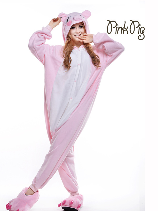 Footed Pajamas For Plus Size Adults Breeze Clothing