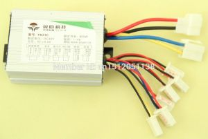 500W motor brushed controller DC 24V 36V 48V scooter modified parts motor speed controller