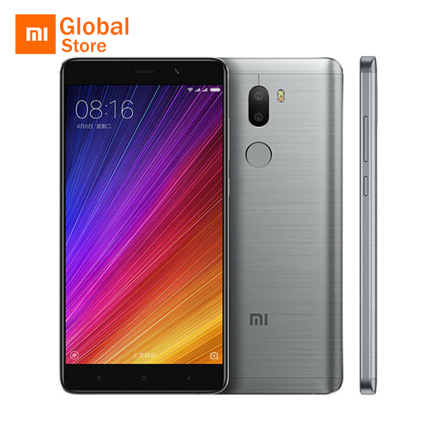 "Original Xiaomi Mi5s plus Mi 5S Plus 4GB RAM 64GB ROM Mobile Phone Snapdragon 821 Quad Core 5.7"" 1920x1080 NFC Quick Charge"