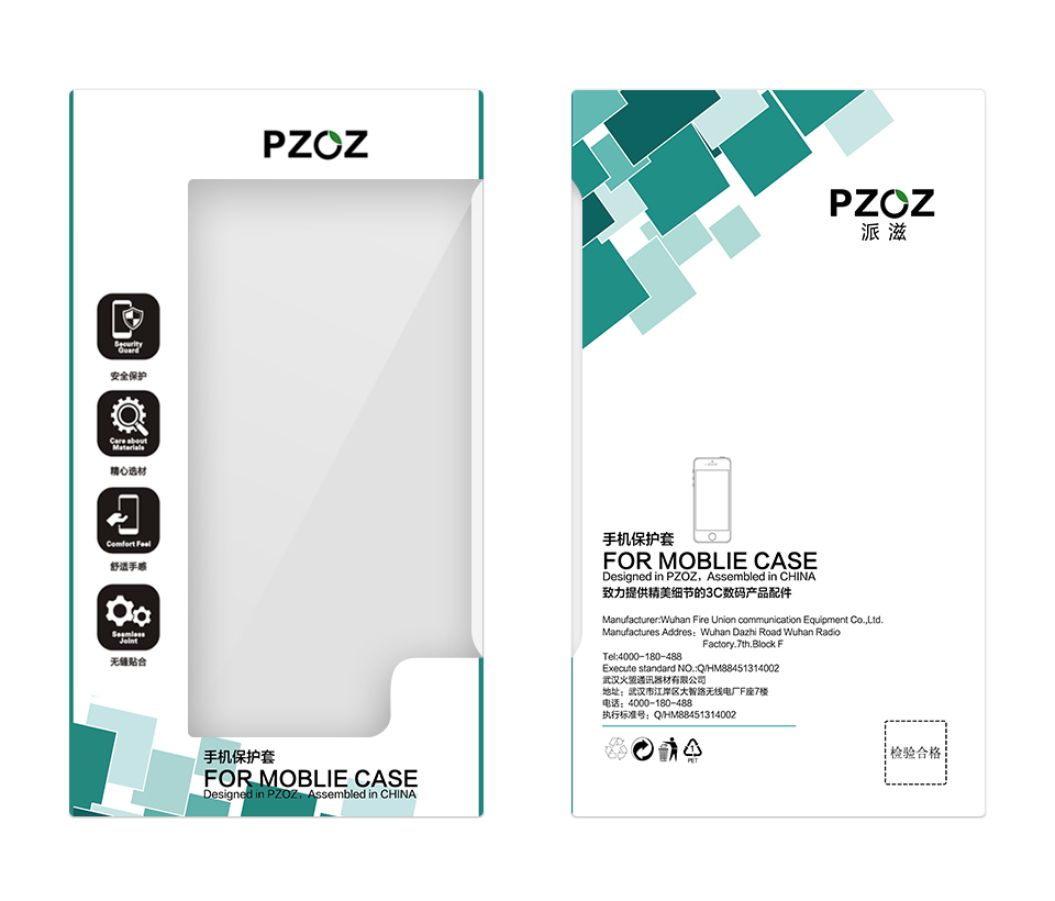 PZOZ Case For iPhone X Xs Max Xr 6 6s 7 8 Plus 8Plus Phone Protective Case Clear Transparent Luxury TPU Silicone Cover Shell Bag